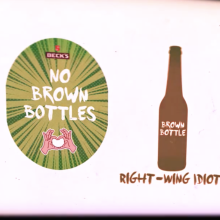 Beck's - No Brown Bottles - Casefilm